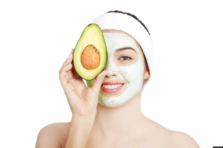 Avocados - Skin and Eyes Protection