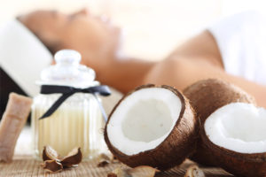 Skin Coconut Oil
