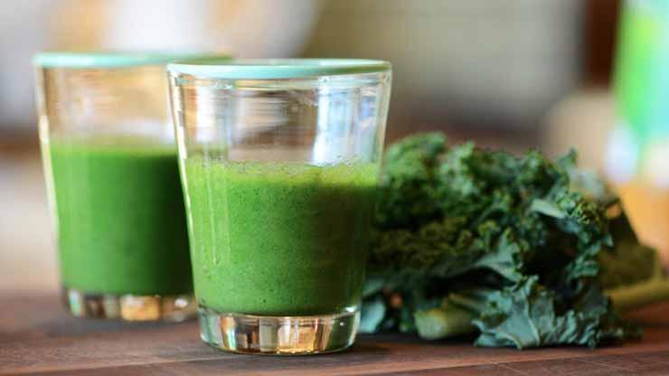 Kale Smoothie - Kale benefits