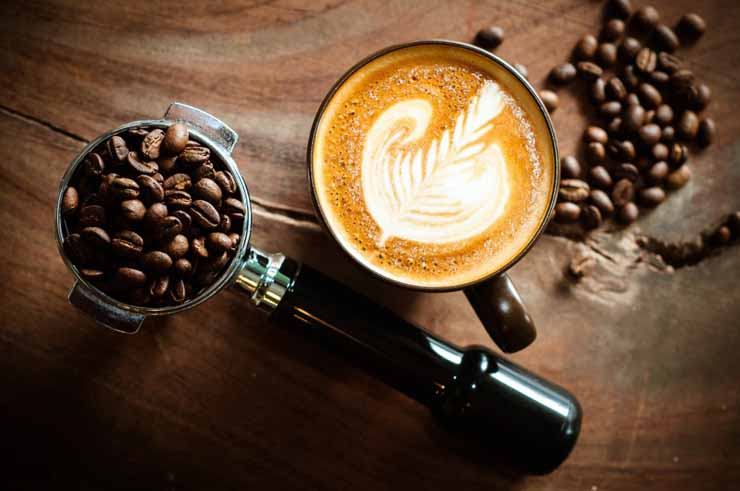 caffeine feeling tired