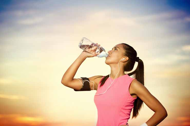 water energy dehydration