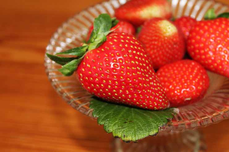 strawberries weight loss diet