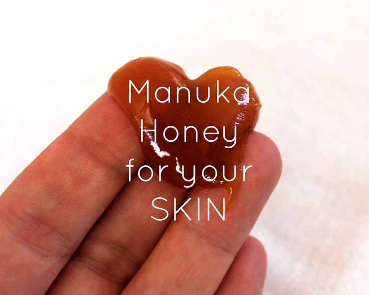 Treat Skin Irritation uses for honey