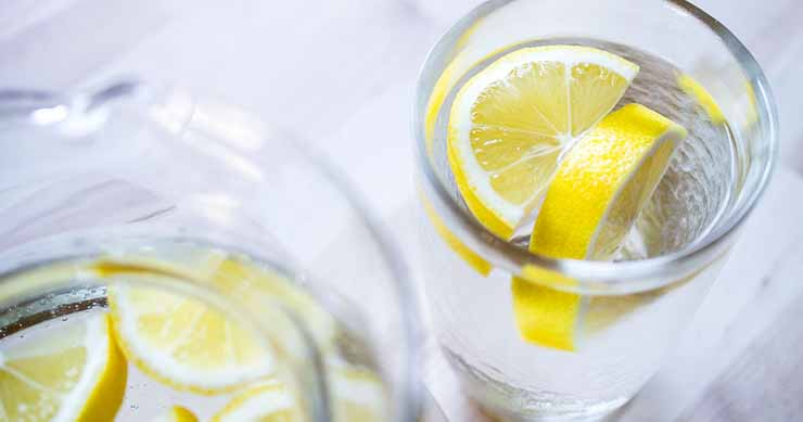 10 Reasons You Should Start Drinking Lemon Water - Lemon Water