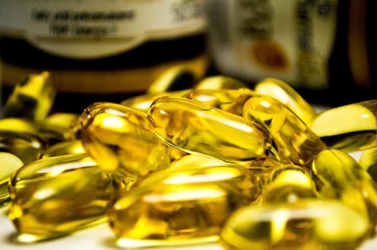 Supplements vitamin D