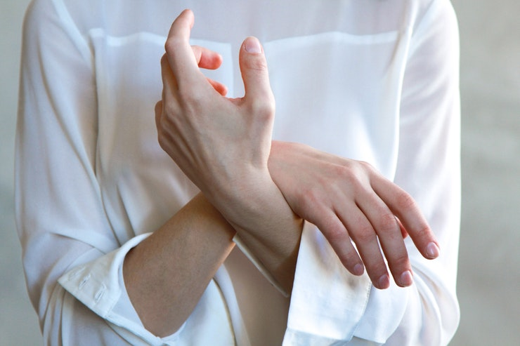 Slow wound healing